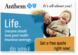 Anthem Blue Cross and Blue Shield Online Advertising