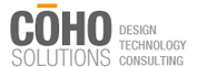 COHO Solutions: Design+Technology+Consulting