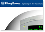 Pitney Bowes Direct Sales Microsite