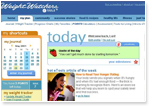 WeightWatchers Online Website